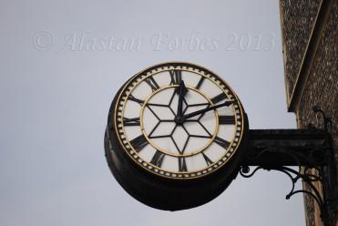 Gaol clock