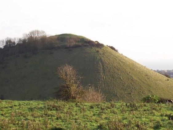Sugarloaf Hill Folkestone UK