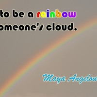 I Believe That Everybody Is Born With A Talent ~ Maya Angelou