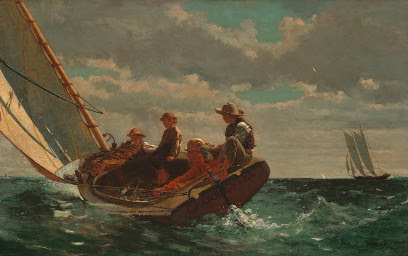 breezing-up-a-fair-wind-by-winslow-homer