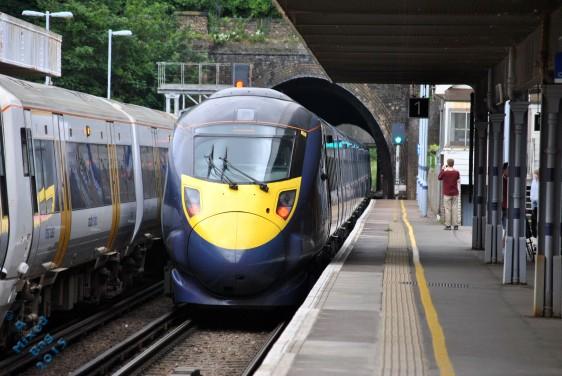 September 15 Train